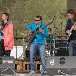 2015-06-20 - Hrebecsky Slunovrat 2015 - 07 (Gang Ala Basta) - Andrea Plíšková, Jan Somolík, Michal Pavlíček jr., Milan Broum jr.