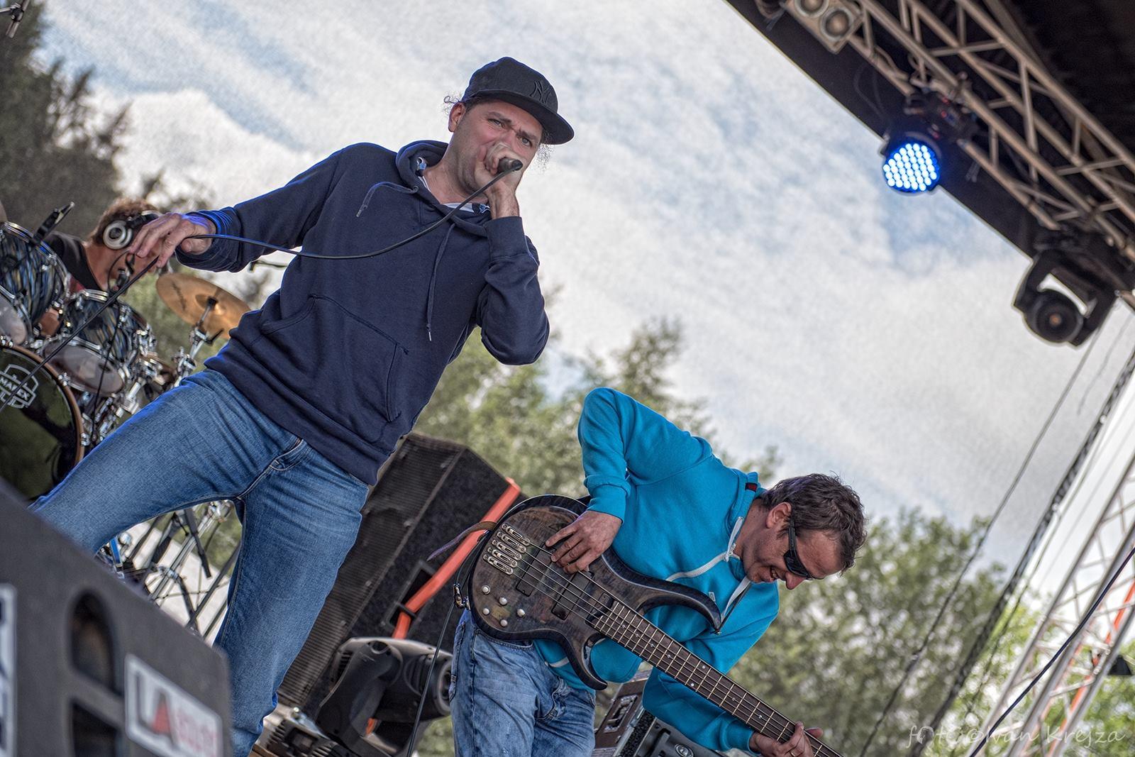 2015-06-20 - Hrebecsky Slunovrat 2015 - 12 (Gang Ala Basta) - Lukáš Máchal, Jan Somy Somolík, Michal Pavlíček jr.