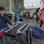 2015-06-20 - Hrebecsky Slunovrat 2015 - 18 (Gang Ala Basta) - Andrea Plíšková, Jan Somolík, Michal Pavlíček jr., Milan Broum jr., Lukáš Máchal