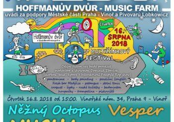 Vinoř se Fest 2018