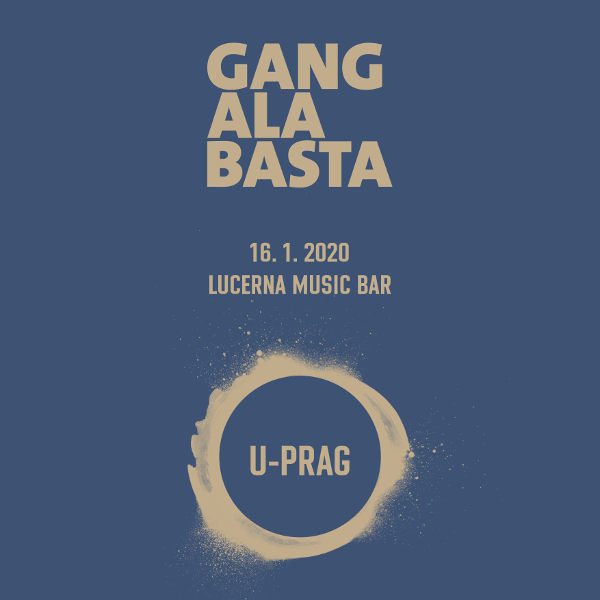Lucerna Music Bar – Praha (16/1/2020)